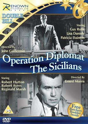 Operation Diplomat / The Sicilians Online DVD Rental