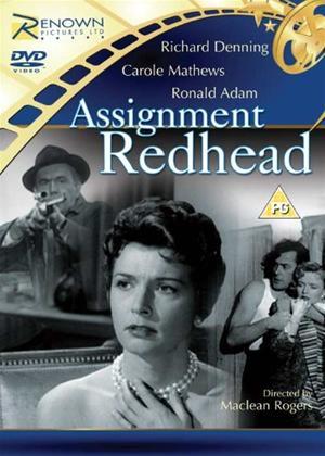 Assignment Redhead Online DVD Rental