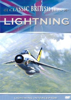 Classic British Jets: Lightning Online DVD Rental
