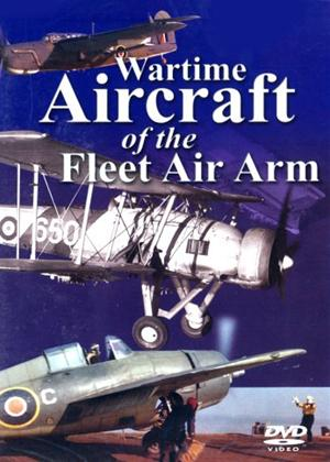 Rent Wartime Aircraft of the Fleet Air Arm Online DVD Rental