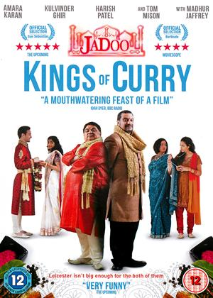 Rent Jadoo (aka Jadoo: Kings of Curry) Online DVD Rental
