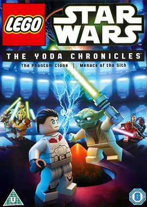 Rent Lego Star Wars: The Yoda Chronicles Online DVD Rental