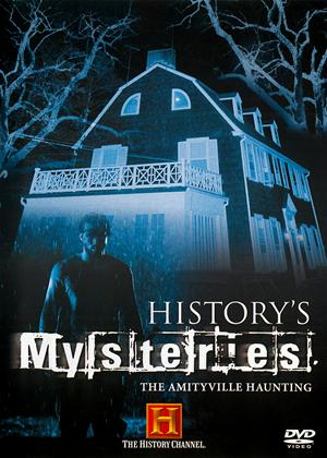 Rent History's Mysteries: The Amityville Haunting Online DVD Rental