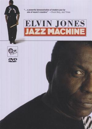 Elvin Jones: Jazz Machine Online DVD Rental