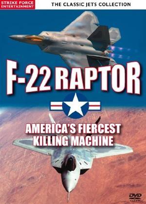 Rent F-22 Raptor-Americas Fiercest Killing Machine Online DVD Rental