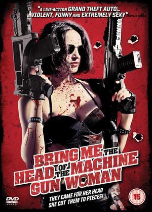 Bring Me the Head of the Machine Gun Woman Online DVD Rental