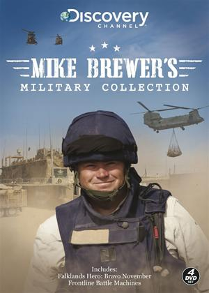 Rent Mike Brewer's Military Collection: Frontline Battle Machines and Falklands Hero Online DVD Rental