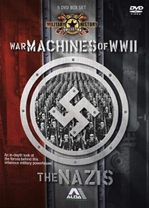 Rent Nazi War Machines Online DVD Rental
