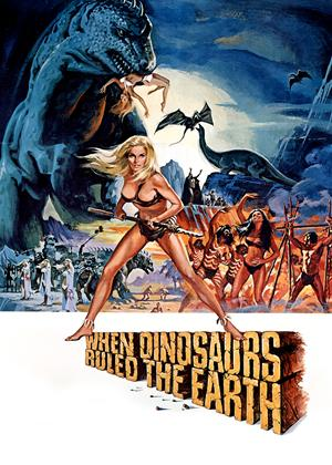 Rent When Dinosaurs Ruled the Earth Online DVD Rental