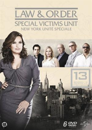Rent Law and Order: Special Victims Unit: Series 13 Online DVD Rental