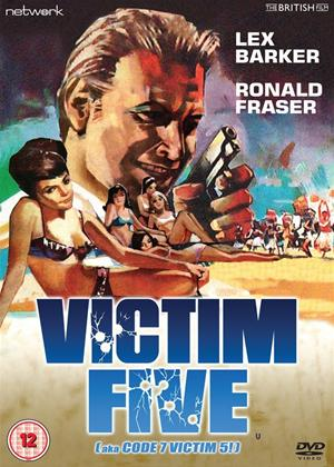Rent Victim Five (aka Code 7, Victim 5) Online DVD Rental