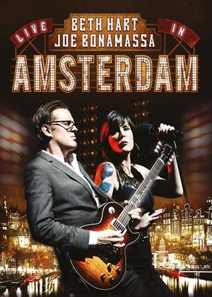 Beth Hart and Joe Bonamassa: Live in Amsterdam Online DVD Rental
