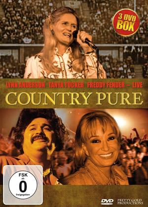 Rent Country Pure: Lynn Anderson, Tanya Tucker, Freddy Fender: Live Online DVD Rental