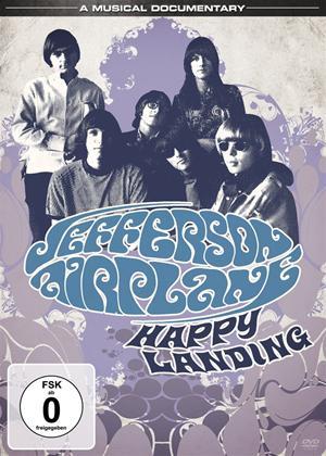 Rent Jefferson Airplane: Happi Landing Online DVD Rental