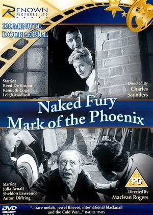 Naked Fury / Mark of the Phoenix Online DVD Rental