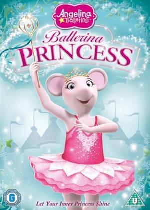 Angelina Ballerina: Ballerina Princess Online DVD Rental