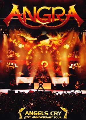Rent Angra: Angels Cry - 20th Anniversary Live Online DVD Rental