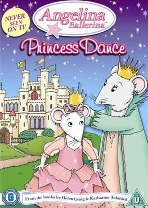 Angelina Ballerina: Princess Dance Online DVD Rental