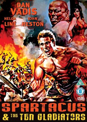 Spartacus and the Ten Gladiators Online DVD Rental