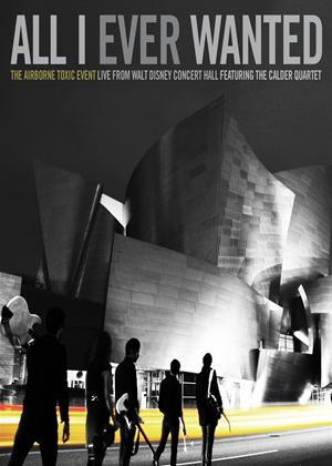 The Airborne Toxic Event: All I Ever Wanted: Live Online DVD Rental