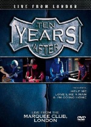 Ten Years After: Live from London Online DVD Rental