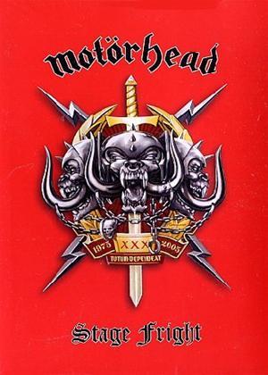 Rent Motorhead: Stage Fright Online DVD Rental