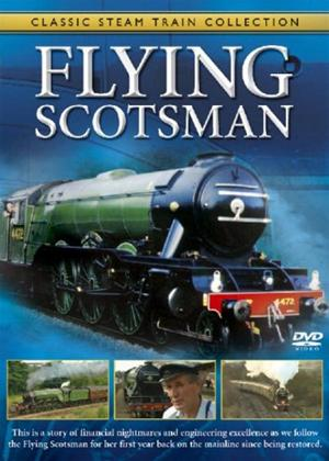 Classic Steam Train Collection: Flying Scotsman Online DVD Rental