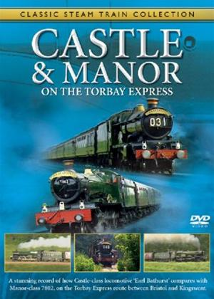 Rent Classic Steam Train Collection: Castle and Manor Online DVD Rental