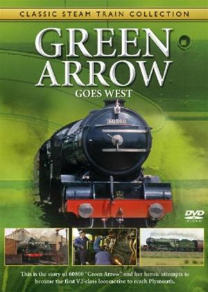 Rent Classic Steam Train Collection: Green Arrow Online DVD Rental