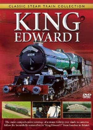 Rent Classic Steam Train Collection: King Edward I Online DVD Rental