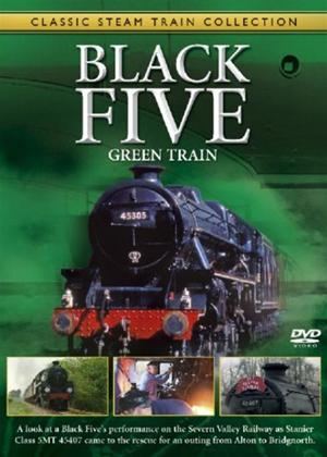 Classic Steam Train Collection: Black Five Online DVD Rental
