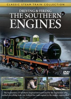 Classic Steam Train Collection: The Southern Engines Online DVD Rental