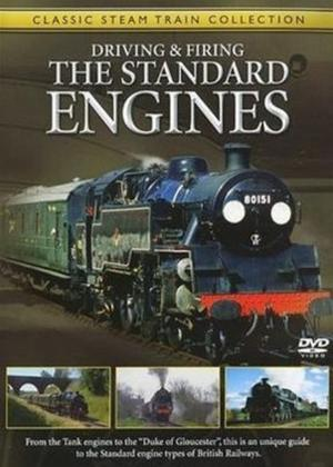 Rent Classic Steam Train Collection: The Standard Engines Online DVD Rental