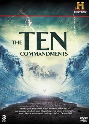 The Ten Commandments Online DVD Rental