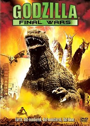 Godzilla: Final Wars Online DVD Rental