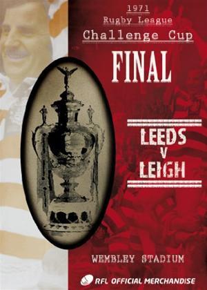 Rent Carnegie Challenge Cup Final: 1971: Leigh 24 Leeds 7 Online DVD Rental