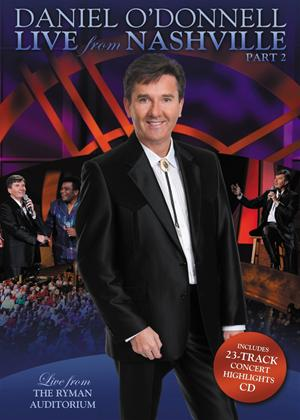 Daniel O'Donnell: Live from Nashville: Part 2 Online DVD Rental