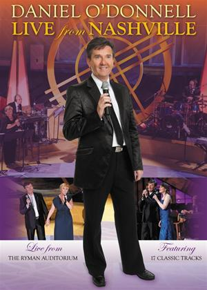 Rent Daniel O'Donnell: Live from Nashville Online DVD Rental
