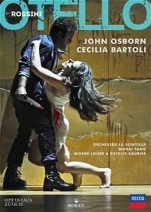 Rent Otello: Zurich Opera House (Tang) Online DVD Rental