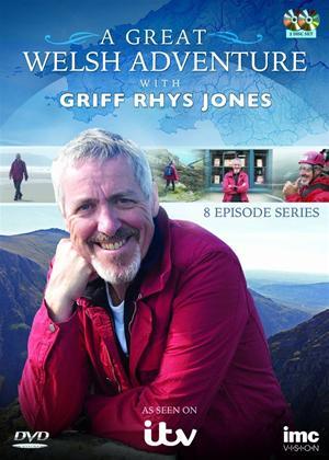 A Great Welsh Adventure with Griff Rhys Jones Online DVD Rental