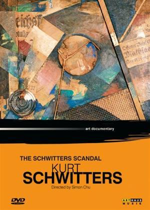 Rent Art Lives: Kurt Schwitters: The Schwitters Scandal Online DVD Rental
