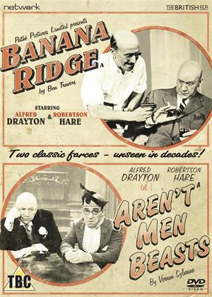 Rent Banana Ridge / Aren't Men Beasts Online DVD Rental