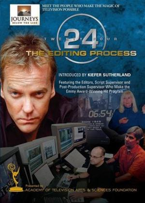 24: Behind the Scenes: The Editing Process Online DVD Rental