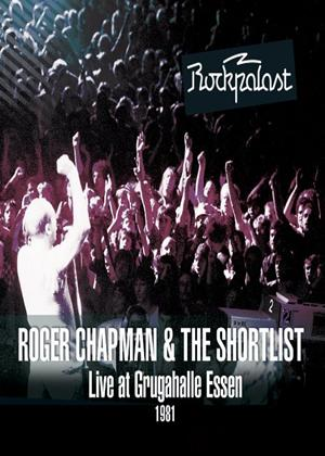 Rent Roger Chapman and the Shortlist: Live at Grugahalle Essen Online DVD Rental