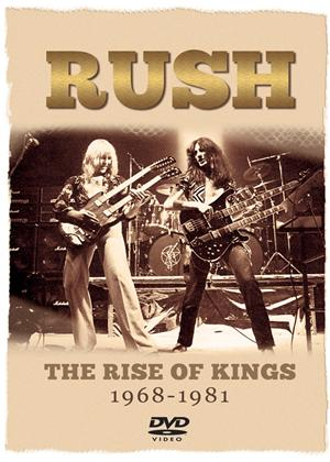Rush: The Rise of Kings: 1968-1981 Online DVD Rental