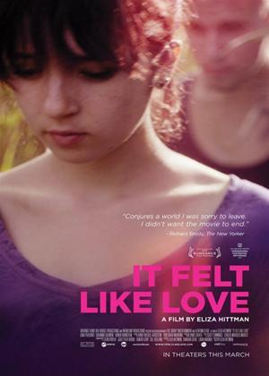 Rent It Felt Like Love Online DVD Rental