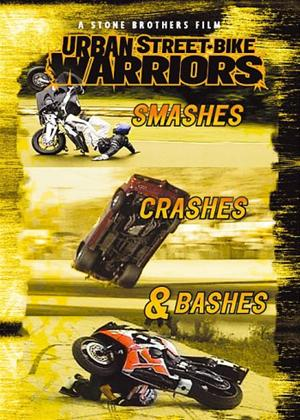 Urban Street Bike Warriors: Smashes, Crashes and Bashes Online DVD Rental