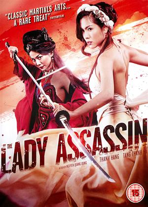 The Lady Assassin Online DVD Rental