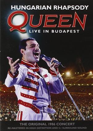 Hungarian Rhapsody: Queen Live in Budapest '86 Online DVD Rental