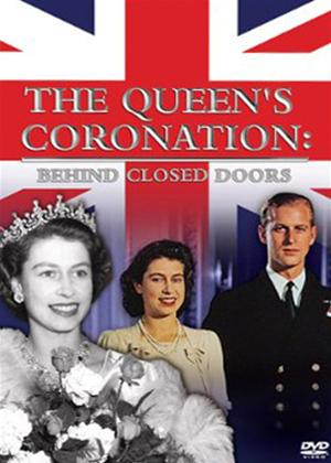 Rent The Coronation of Queen Elizabeth II Online DVD Rental